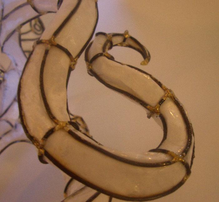 Heptapuss Detail Tentacle